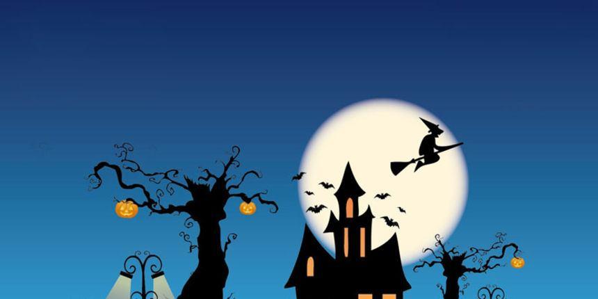 Reci NE Halloweenu