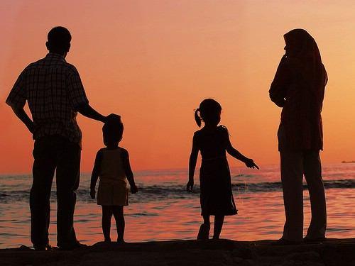 Molitva u obitelji